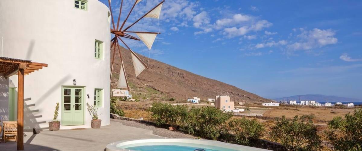 Vacation Rental Villa Anemomylos - Lois