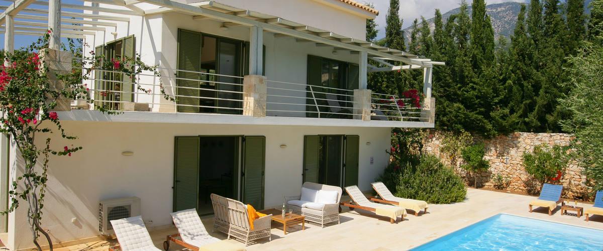 Vacation Rental Villa Minthe