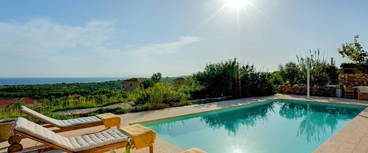 Vacation Rental Villa Themis