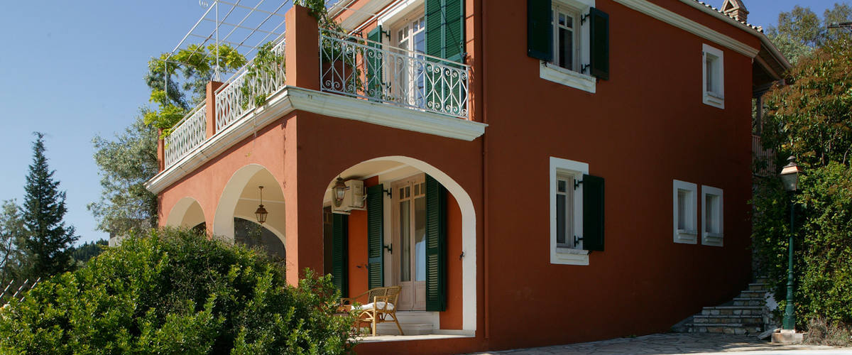 Vacation Rental Villa Rhea
