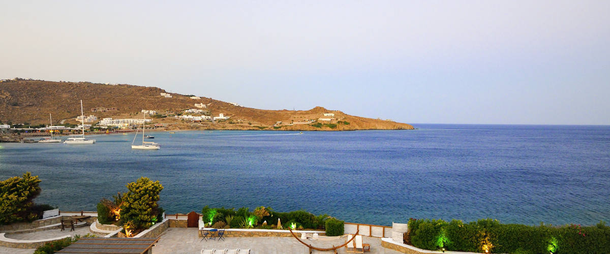 Vacation Rental Villa Andromeda