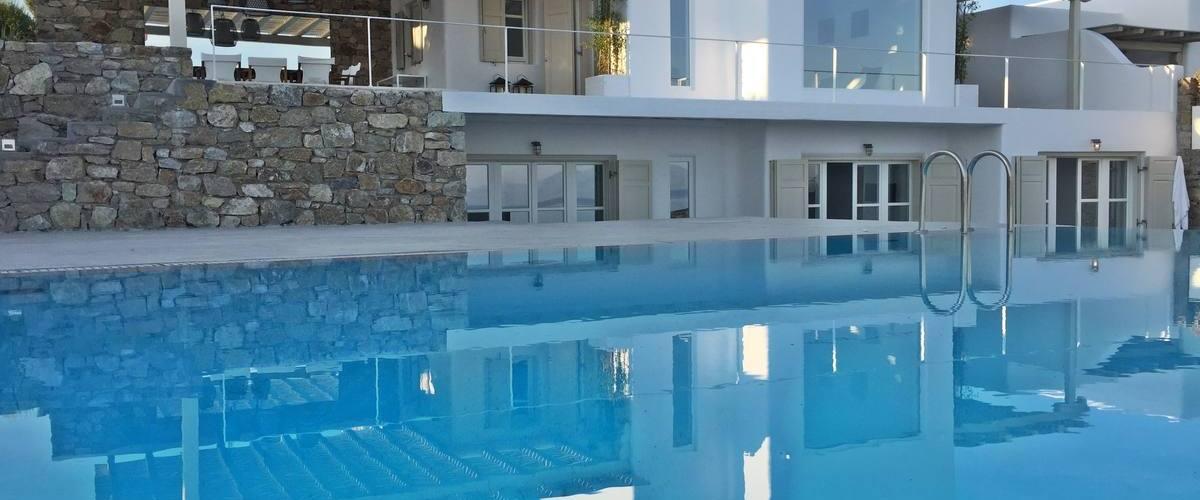 Vacation Rental Villa Kosmima