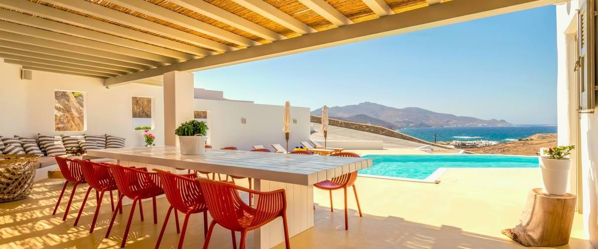 Vacation Rental Villa Medeia