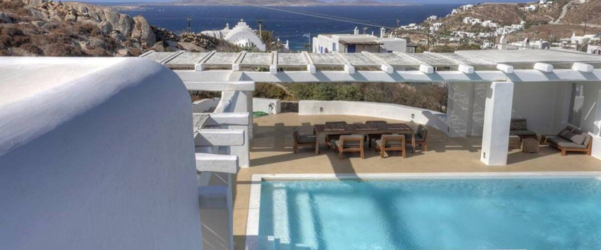 Vacation Rental Villa Semele