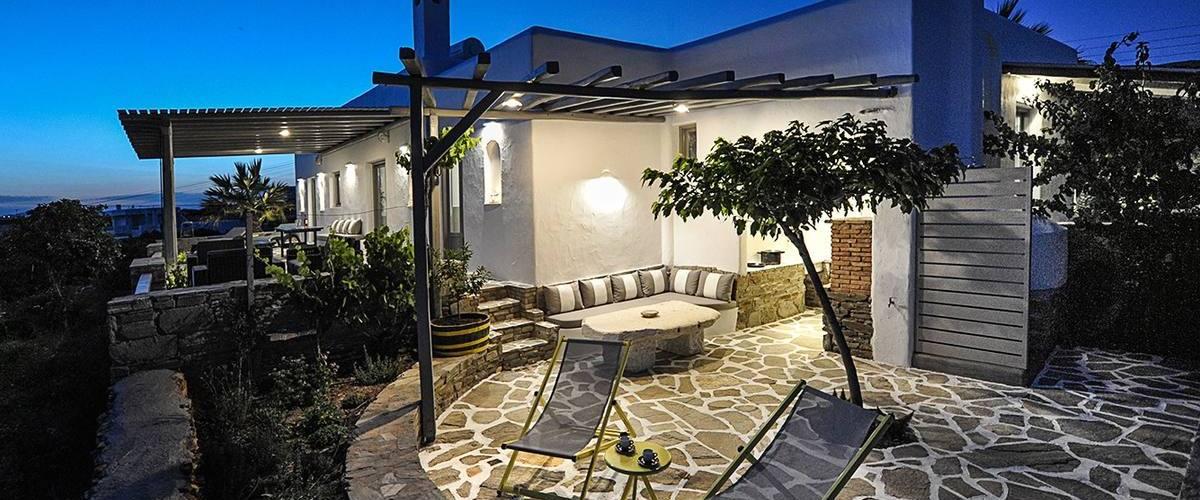Vacation Rental Villa Isidora