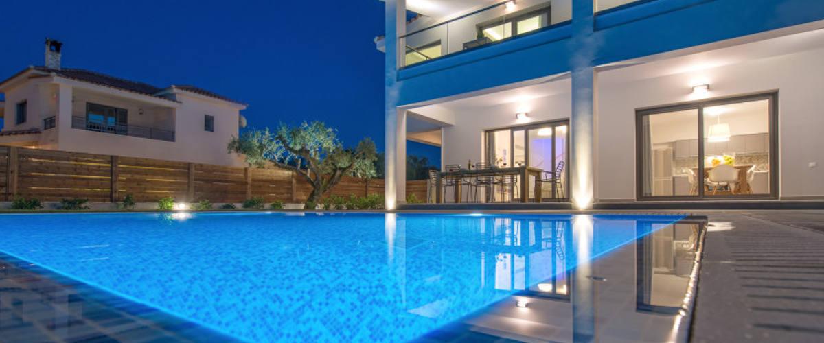 Vacation Rental Villa Tanis