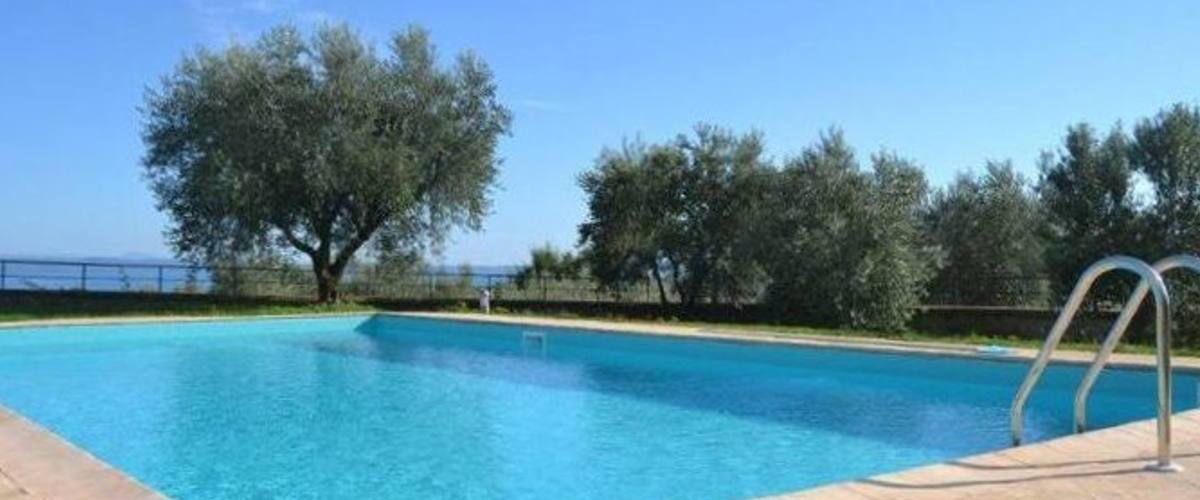Vacation Rental Villa Bolsena
