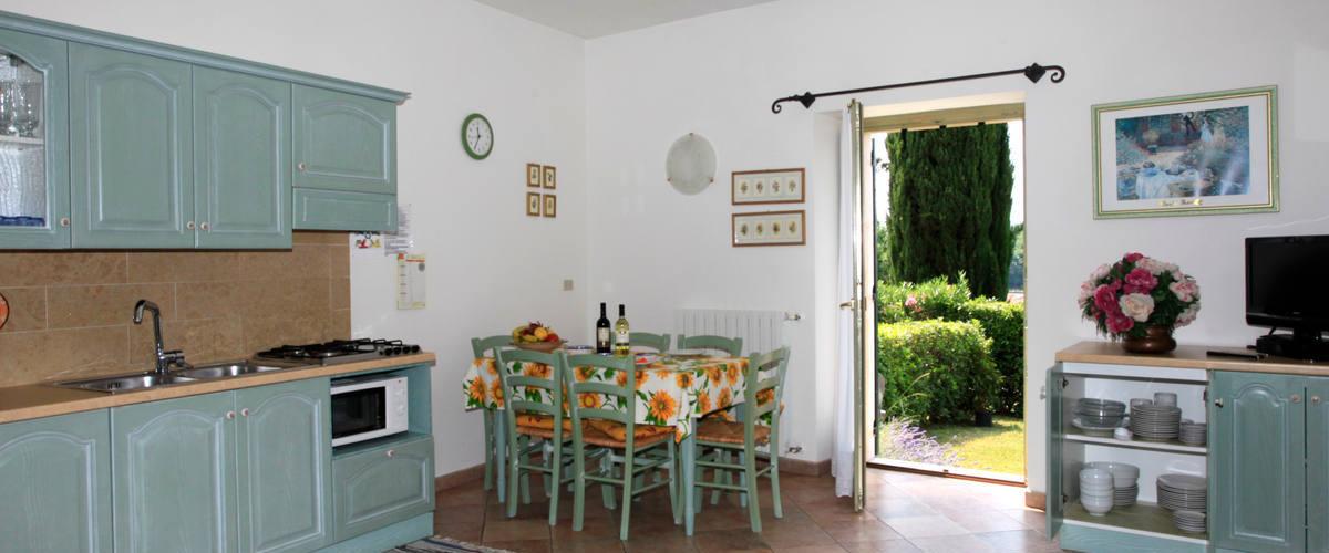 Vacation Rental Residence Corto - 2 Bedroom C