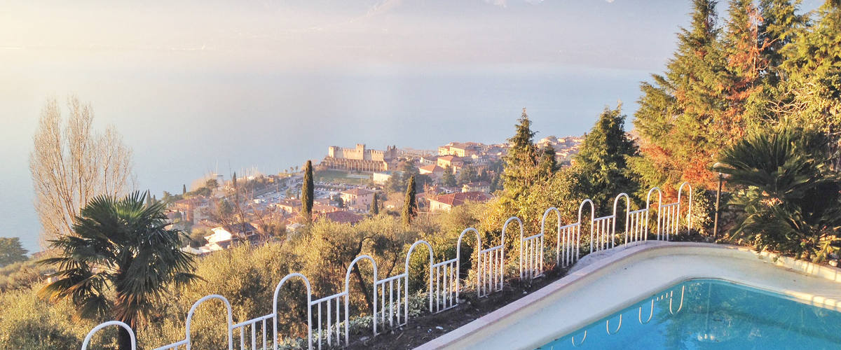 Vacation Rental Villa Stupore - 8 Guests