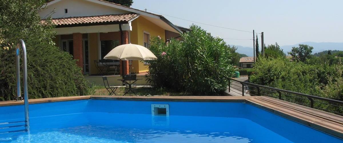 Vacation Rental Villa Cipressi