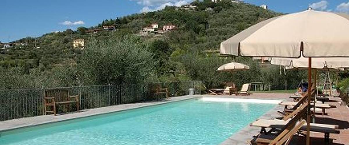 Vacation Rental Il Pergolato- Ambra