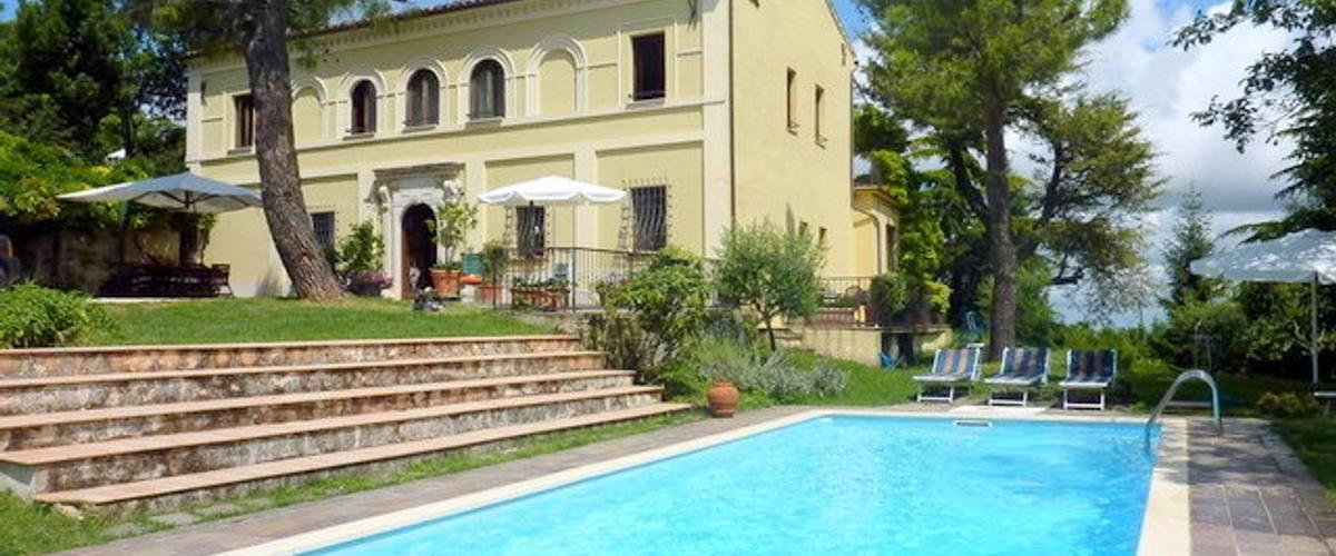 Vacation Rental Villa Dafne
