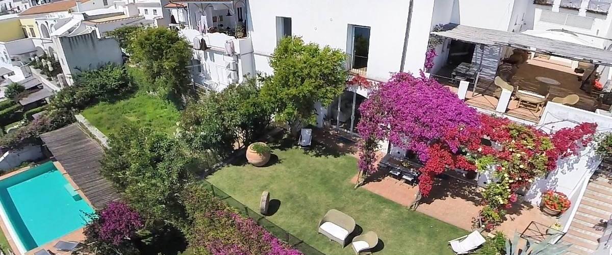 Vacation Rental Villa Praiola