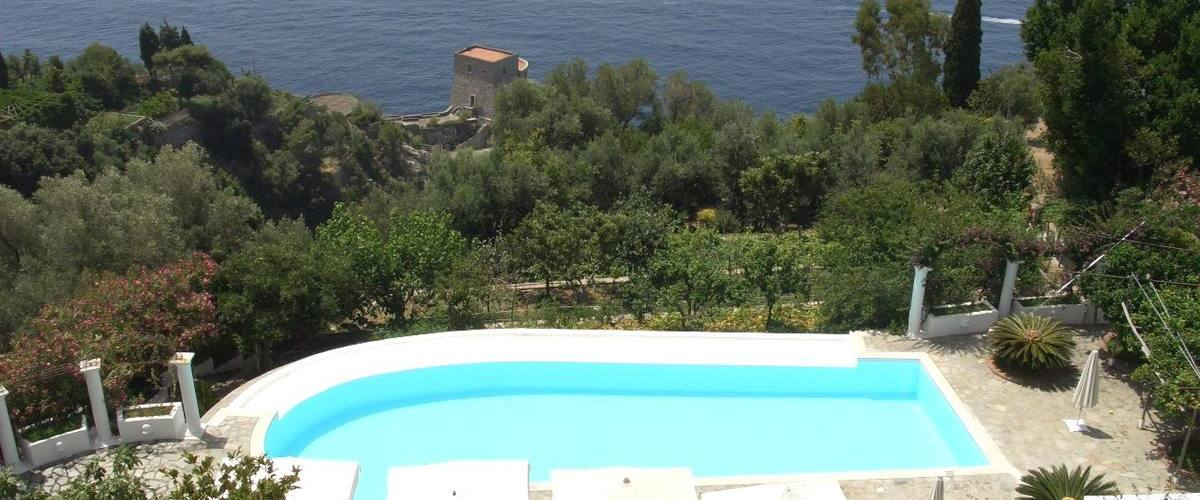 Vacation Rental Villa Impero