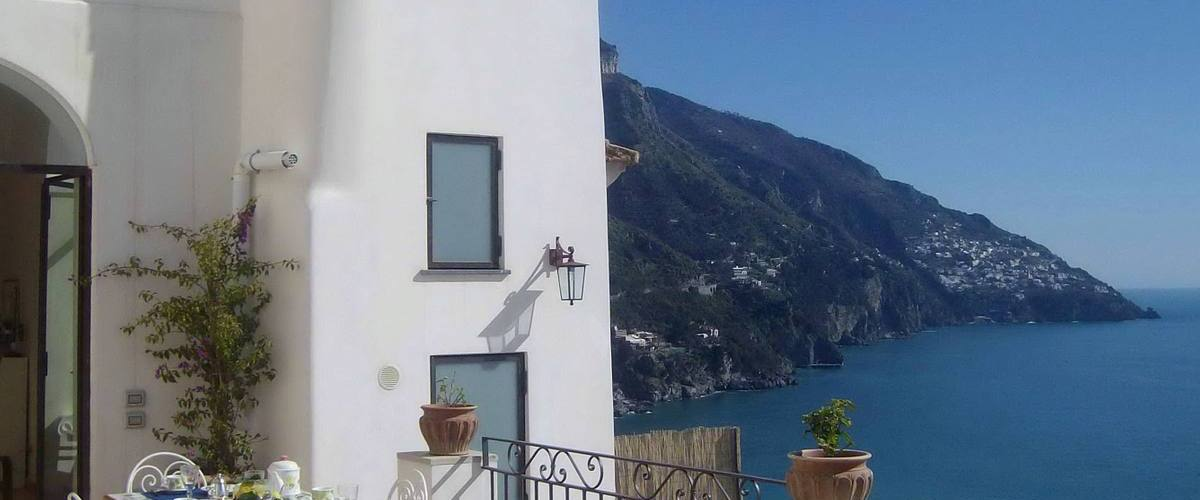Casa Gina in Positano Centre - Italian Breaks