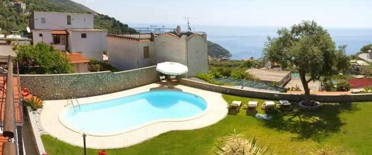Vacation Rental Casa Nera - Sati
