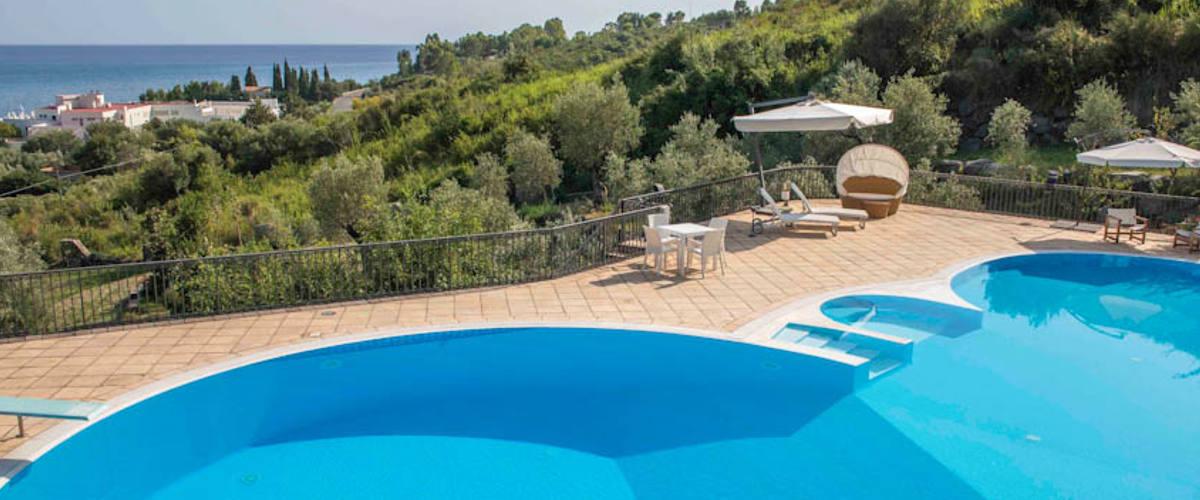 Vacation Rental Villa Luigi