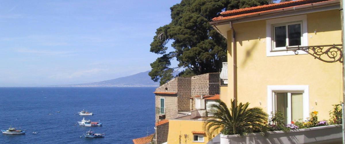Vacation Rental Marina Grande - 1 Bedroom
