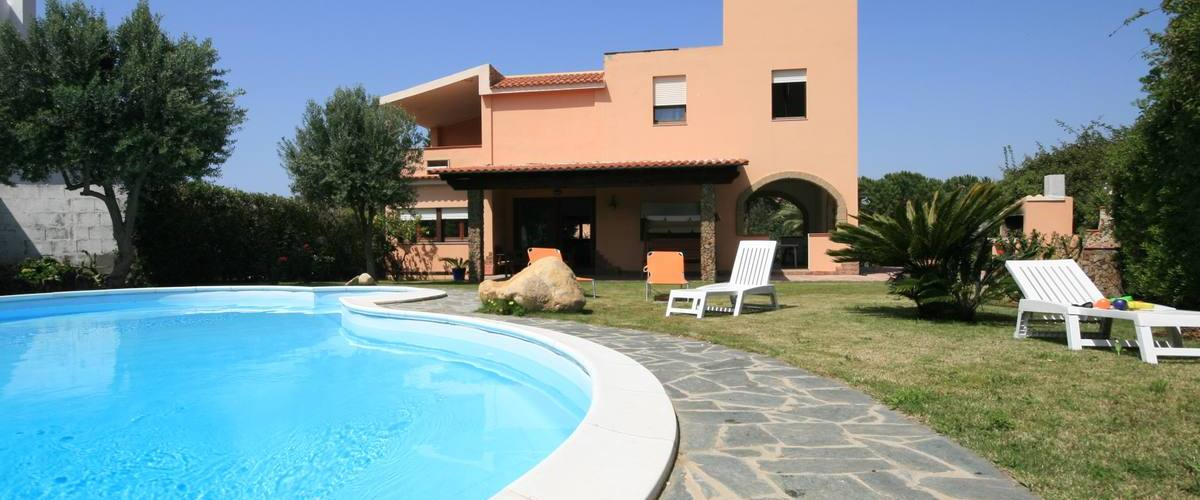 Vacation Rental Villa Murale