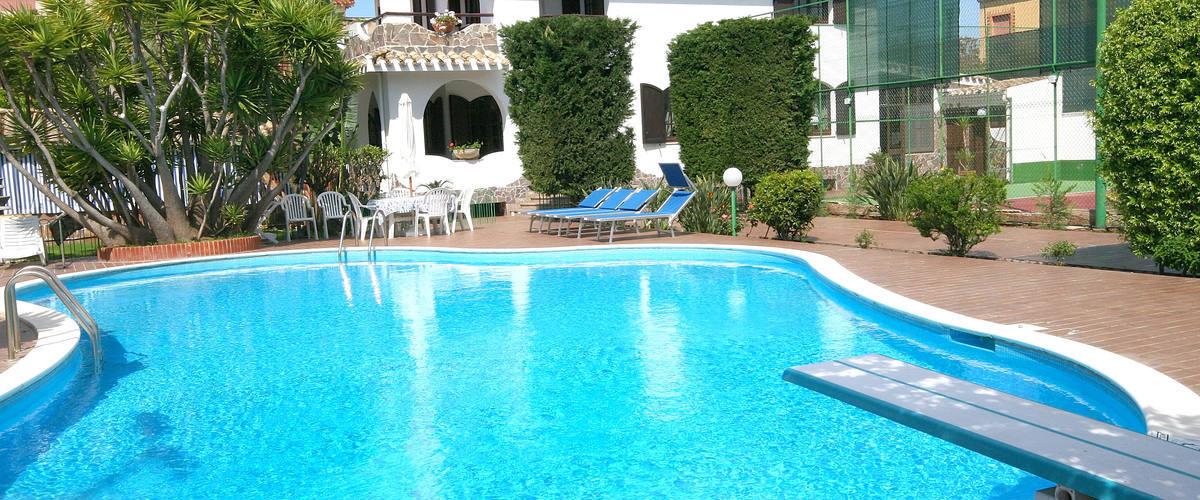 Vacation Rental Villa Trapezio