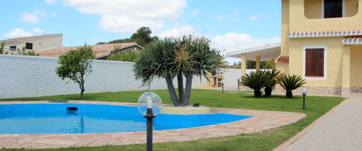 Vacation Rental Villa Valeria