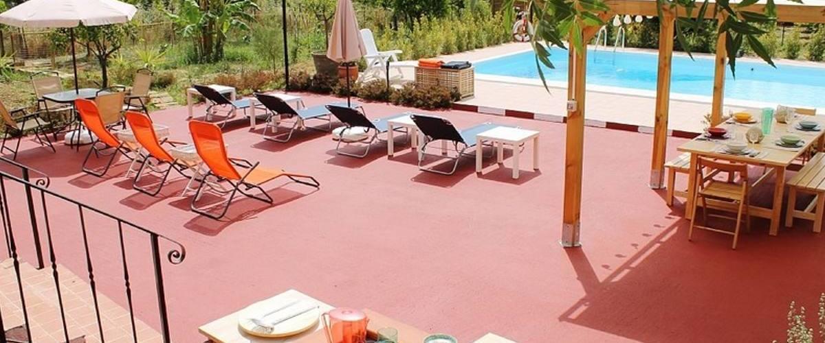 Vacation Rental Villa Spiro + Annex - 15 Guests