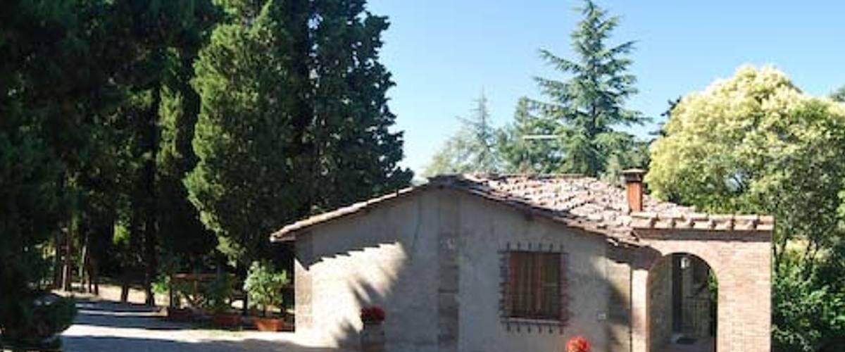 Vacation Rental Villa Anni