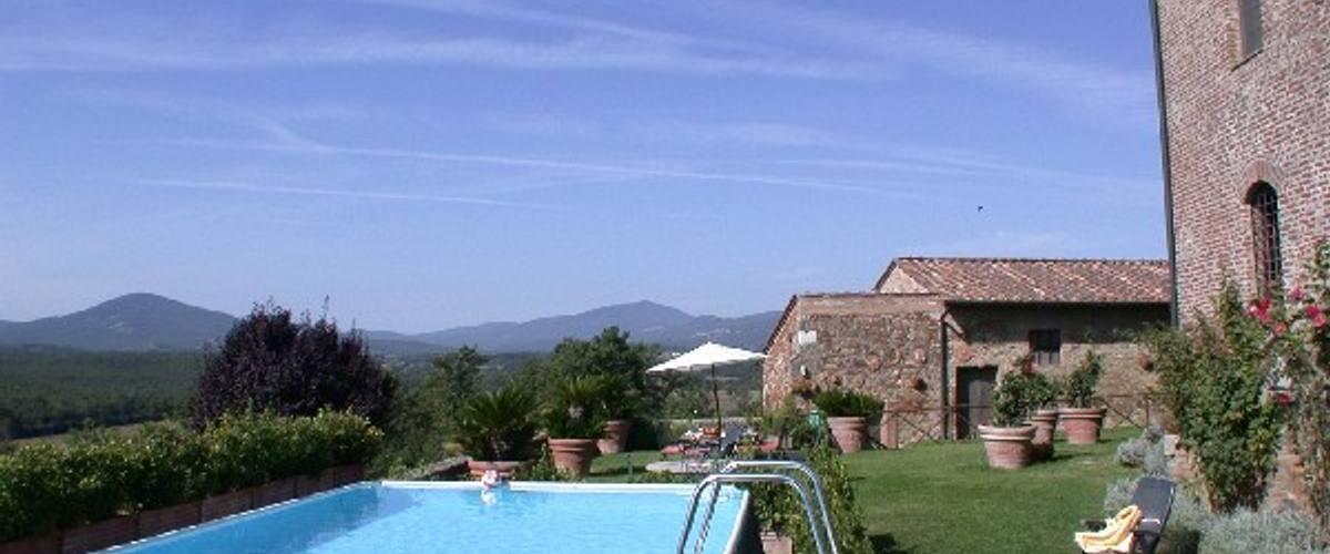 Vacation Rental Villa Abate 8 People