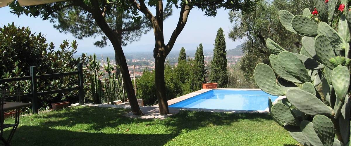 Vacation Rental Villa Piera