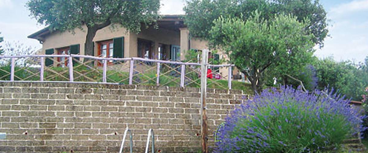 Vacation Rental Villa Apuana
