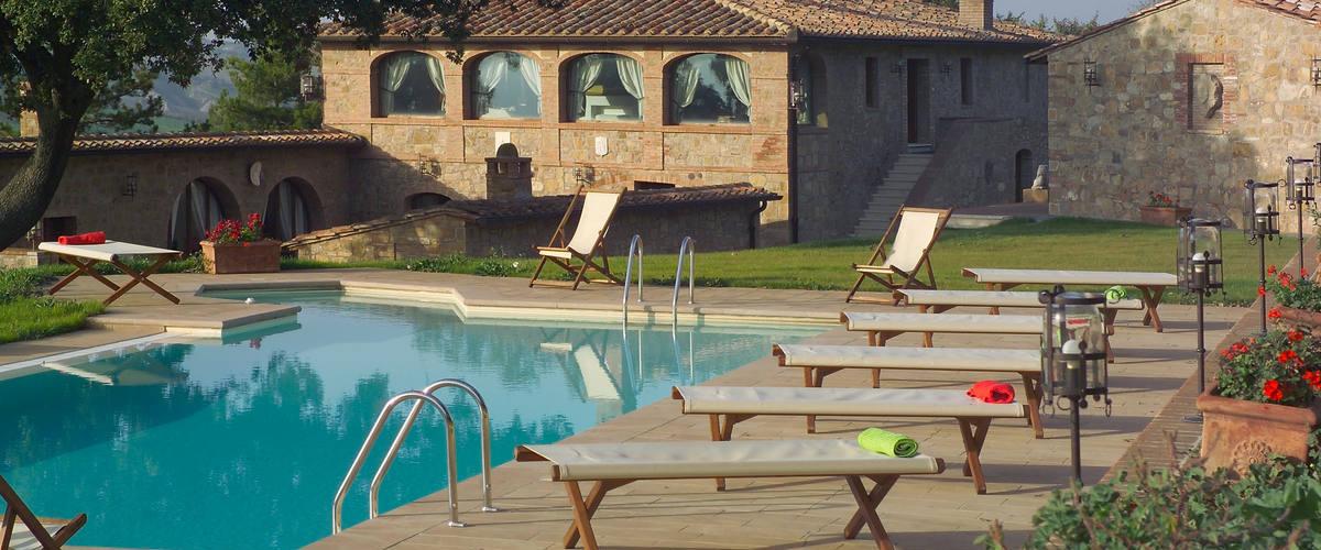 Vacation Rental Villa Fontanina