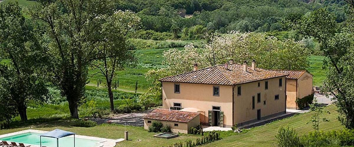 Vacation Rental Villa Cappuccini