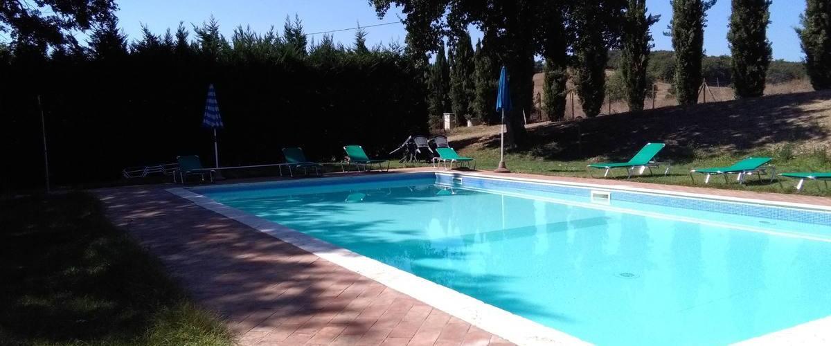 Vacation Rental Villa Il Merlo