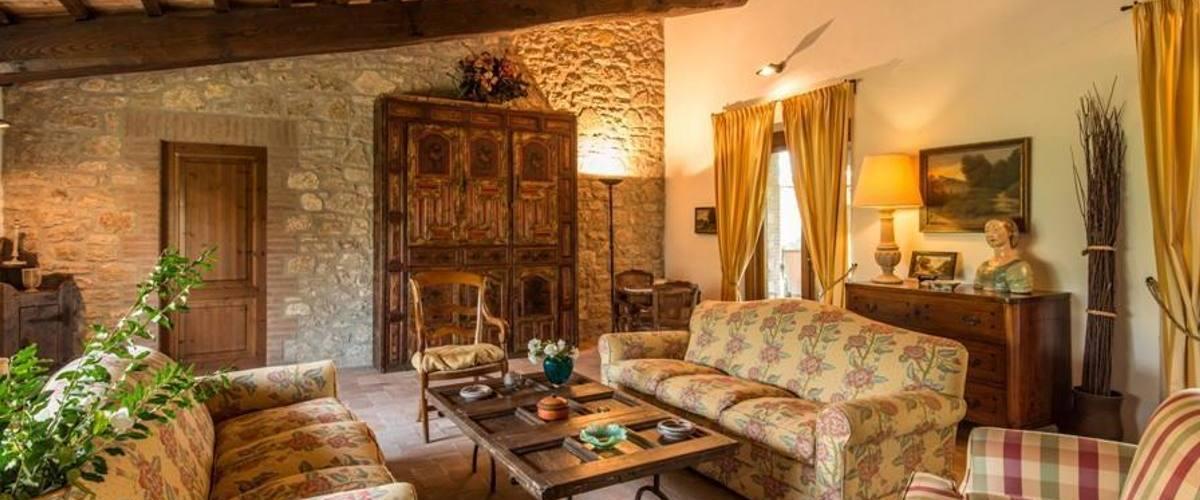 Vacation Rental Villa Orvieto - 14 Guests