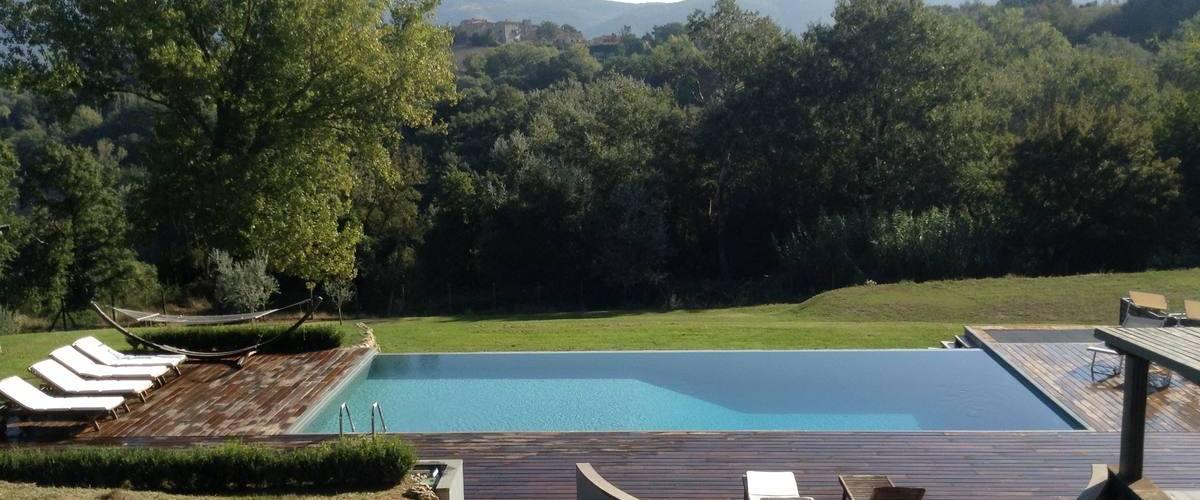 Vacation Rental Casale Terni - 16 Guests