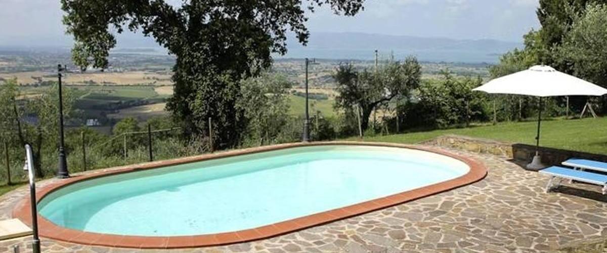 Vacation Rental Villa Glassa