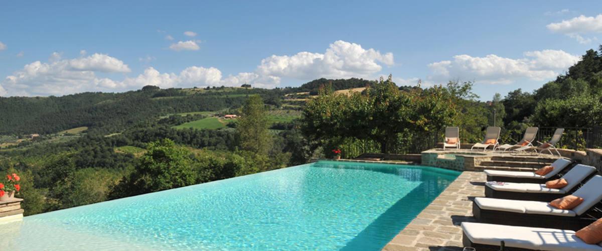 Vacation Rental Villa Favolosa - 6 Guests
