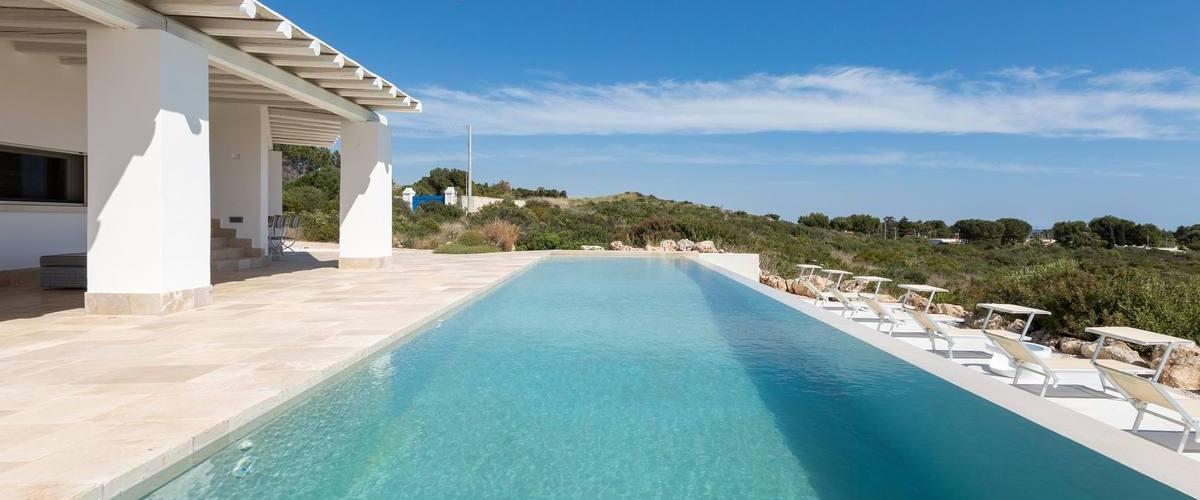 Vacation Rental Villa Corinna