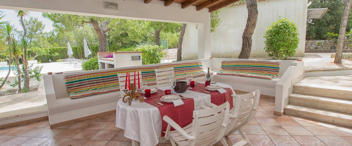 Vacation Rental Villa Irina