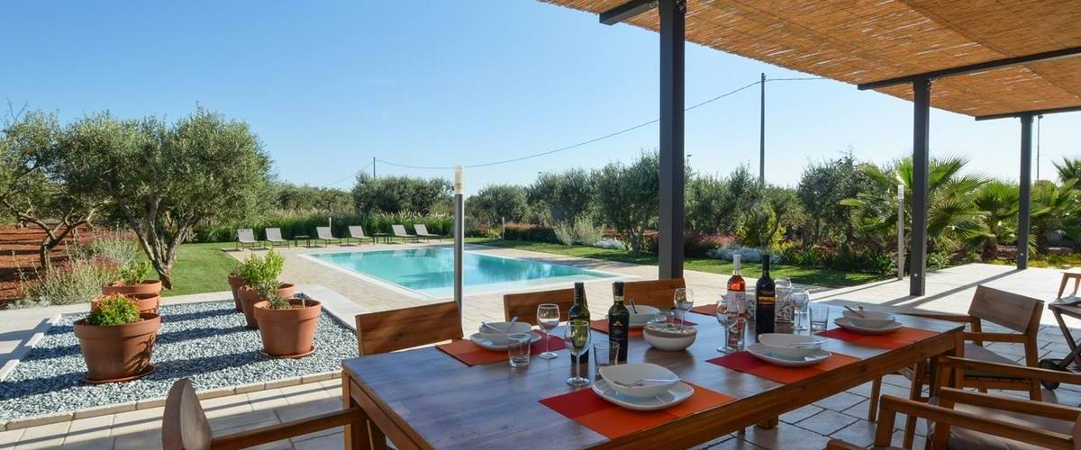 Vacation Rental Villa Di Leuca