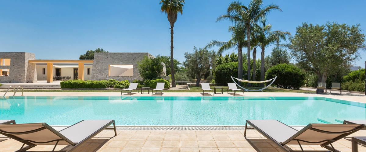 Vacation Rental Villa Occhi