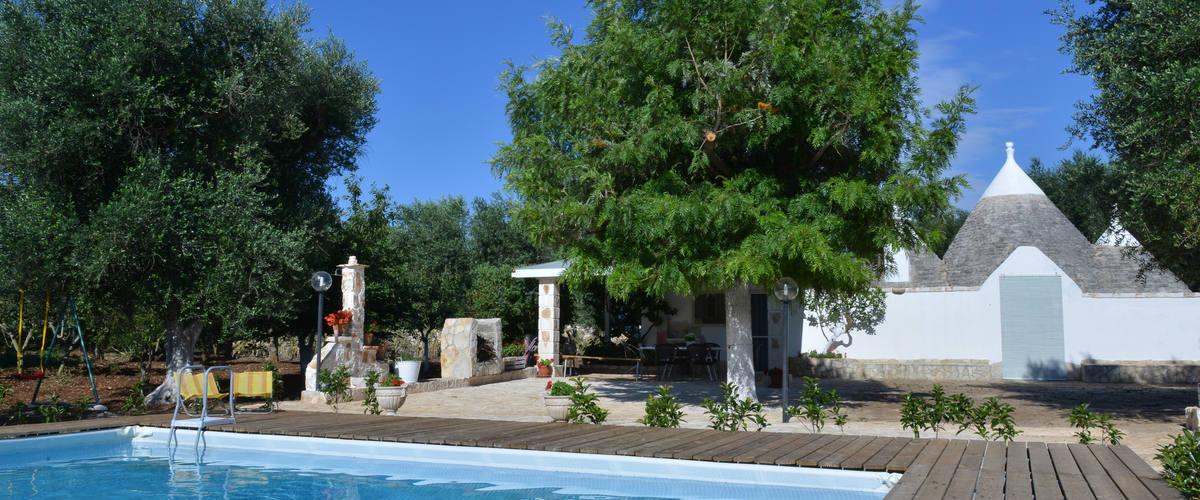 Vacation Rental Trullo Sierra
