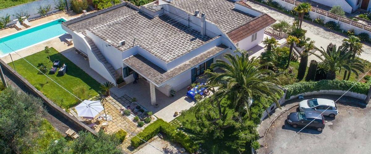 Vacation Rental Villa Marmo