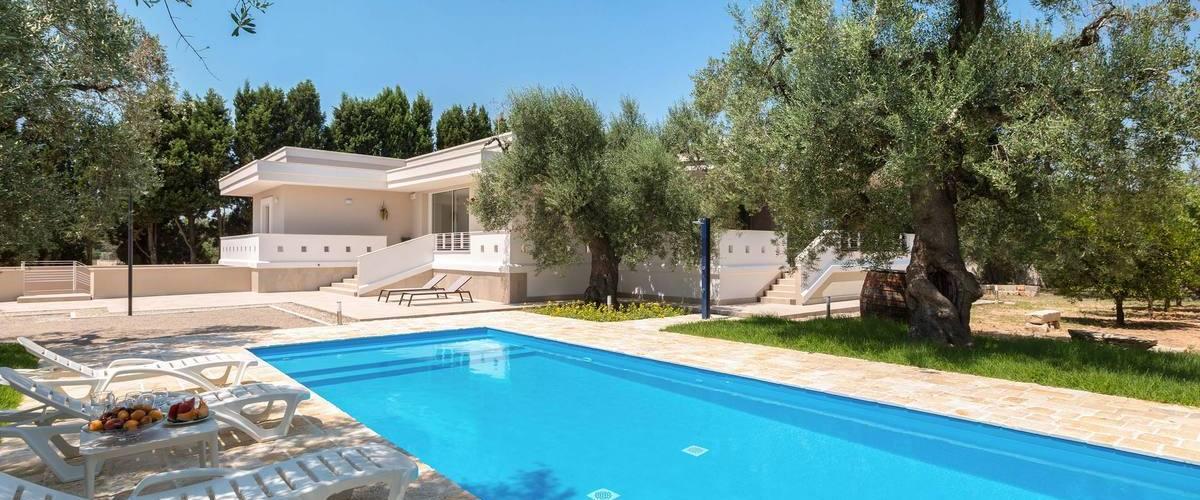 Vacation Rental Villa Placida
