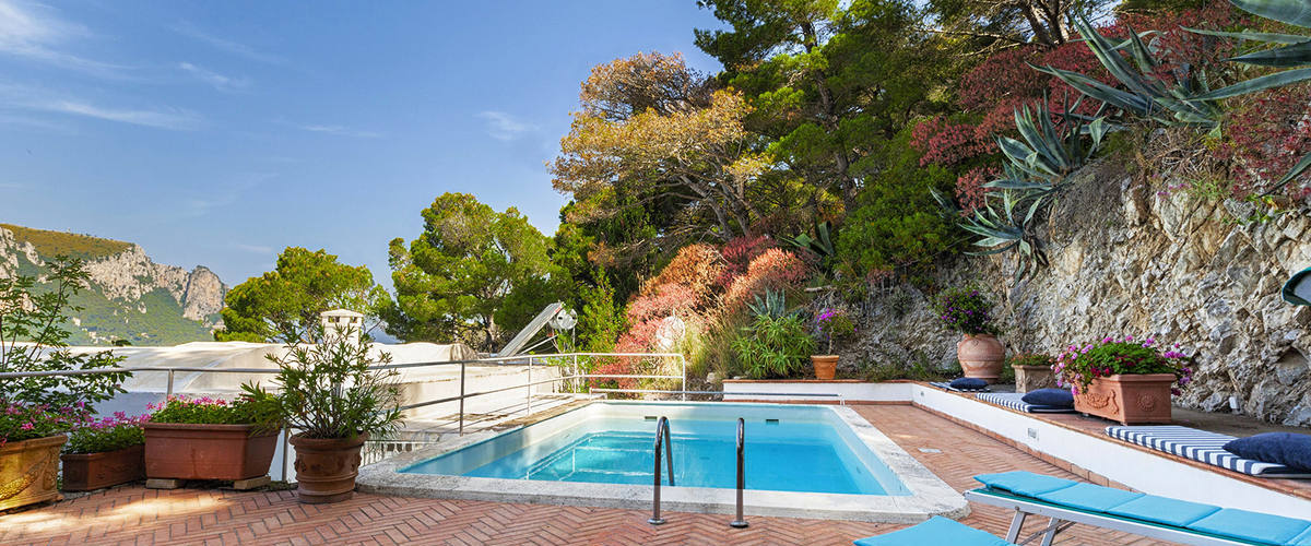 Vacation Rental Villa Il Poggetto