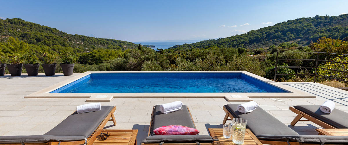 Vacation Rental Villa Dalmatia