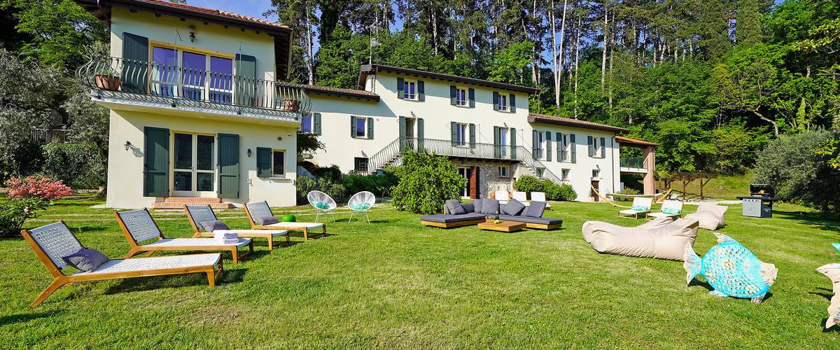 Vacation Rental Villa Cammie
