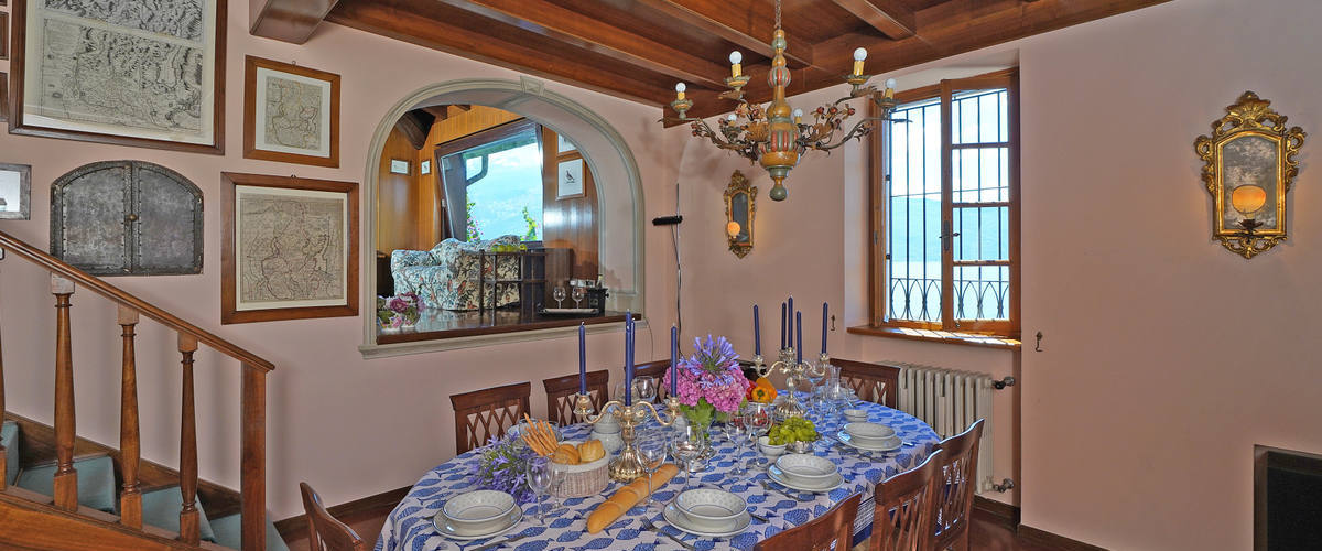 Vacation Rental Villa Cosetta