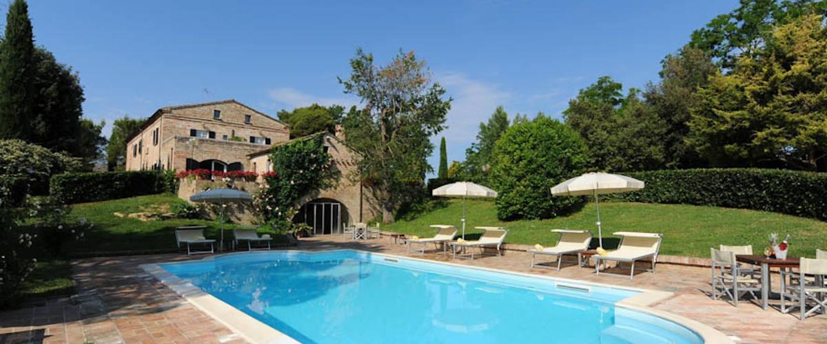 Vacation Rental Villa Baci