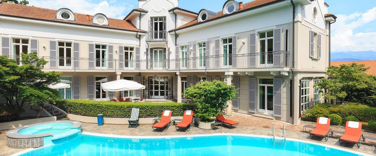 Vacation Rental Villa Viscontessa - 16 Guests